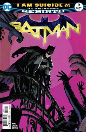 Batman (2016) 9-A