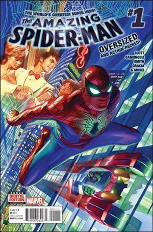 Amazing Spider-Man (2015) 1-A