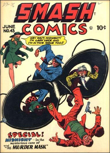 Smash Comics (1939) 43-A by Quality