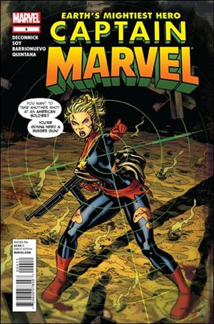 Captain Marvel (2012) 4-A