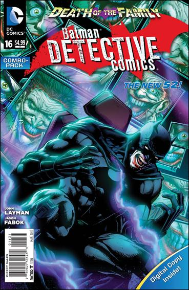 Detective Comics (2011) 16-B by DC