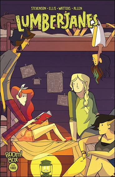 Lumberjanes 3-A by Boom! Box