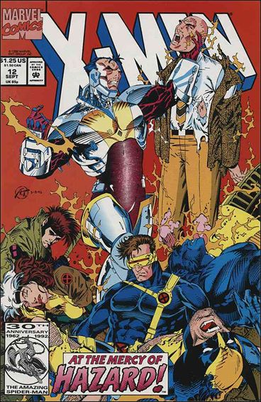 X-Men (1991) 12-A by Marvel