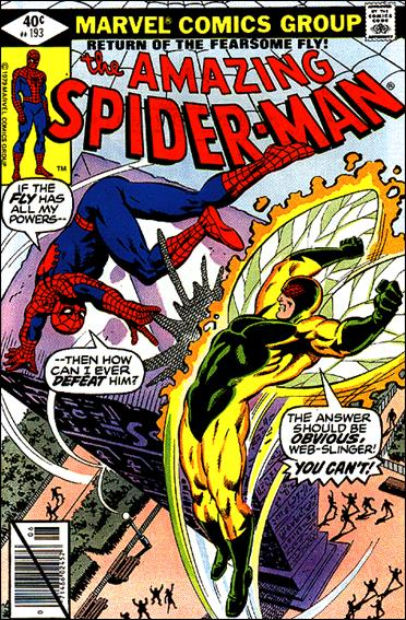 Amazing Spider-Man (1963) 193-A by Marvel