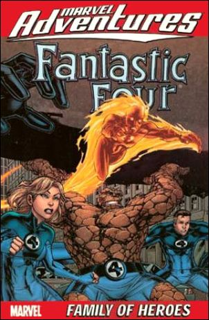 Marvel Adventures Fantastic Four 1-A by Marvel