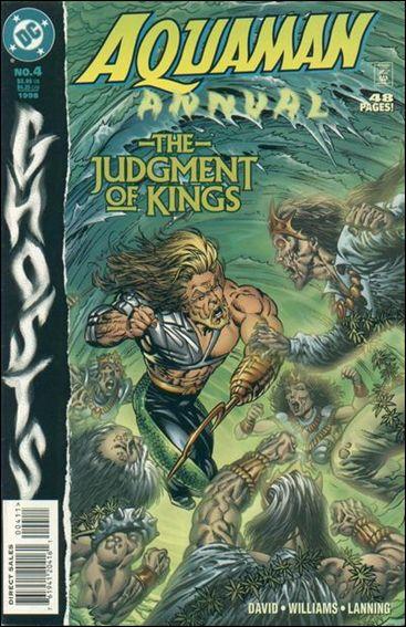 Aquaman Annual (1994) 4-A by DC