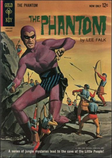 Phantom (1962) 2-A by Gold Key