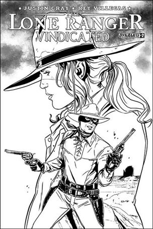 Lone Ranger: Vindicated 2-B