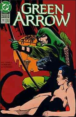 Green Arrow (1988) 72-A by DC
