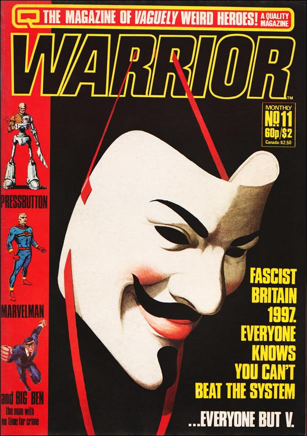 Warrior (UK) 11-A by Quality Communications