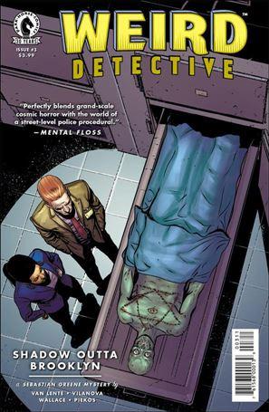 Weird Detective 3-A
