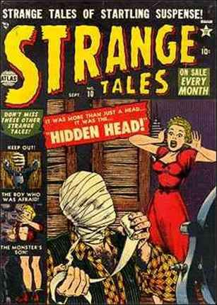 Strange Tales (1951) 10-A