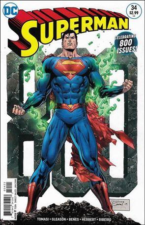 Superman (2016) 34-B