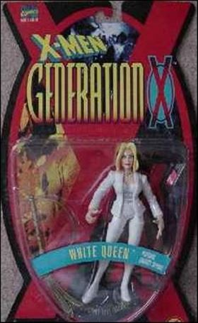 X-Men (Generation X) White Queen (White Leggings - Repaint)