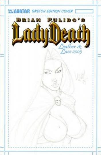 Lady Death: Leather &amp; Lace 1-O by Avatar Press