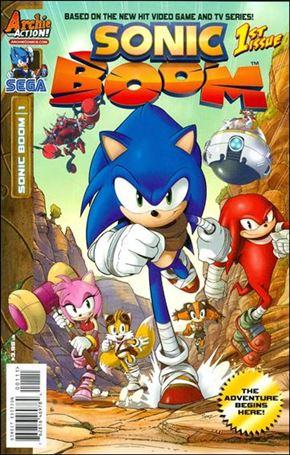 Sonic Boom 1-A