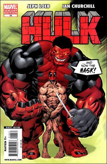 Hulk (2008)  16-C by Marvel
