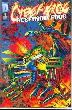 Cyberfrog: Reservoir Frog 1-C