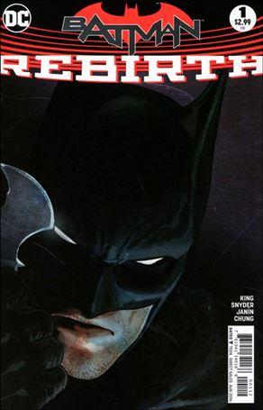 Batman: Rebirth 1-C