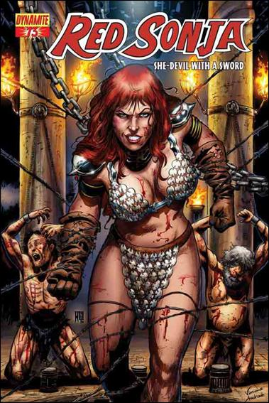 Red Sonja (2005) 73-A by Dynamite Entertainment