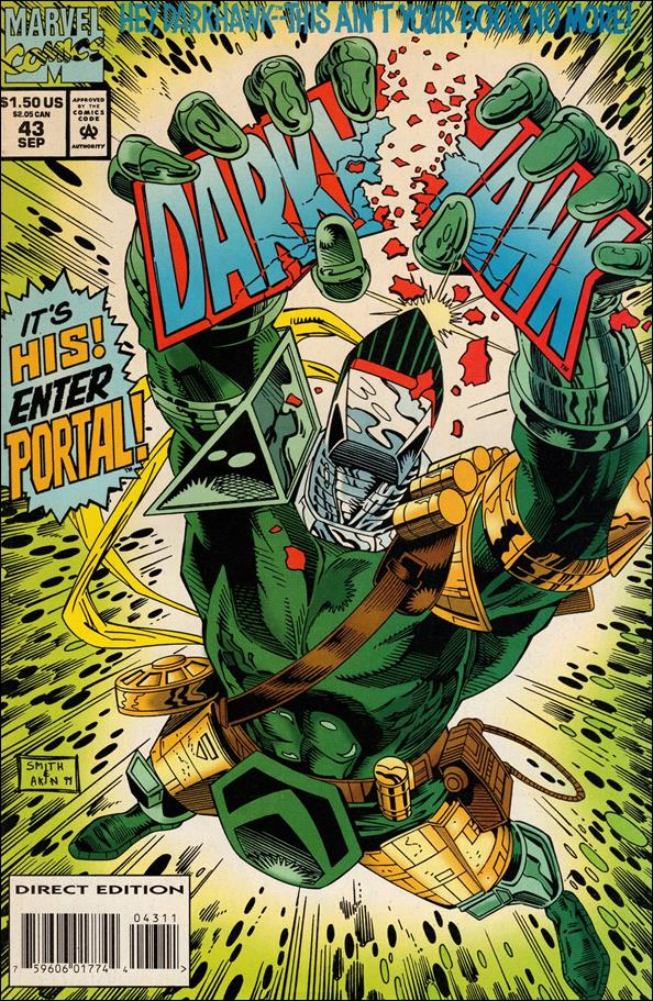 Darkhawk 43-A by Marvel