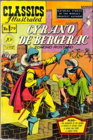Classic Comics/Classics Illustrated 79-A by Gilberton