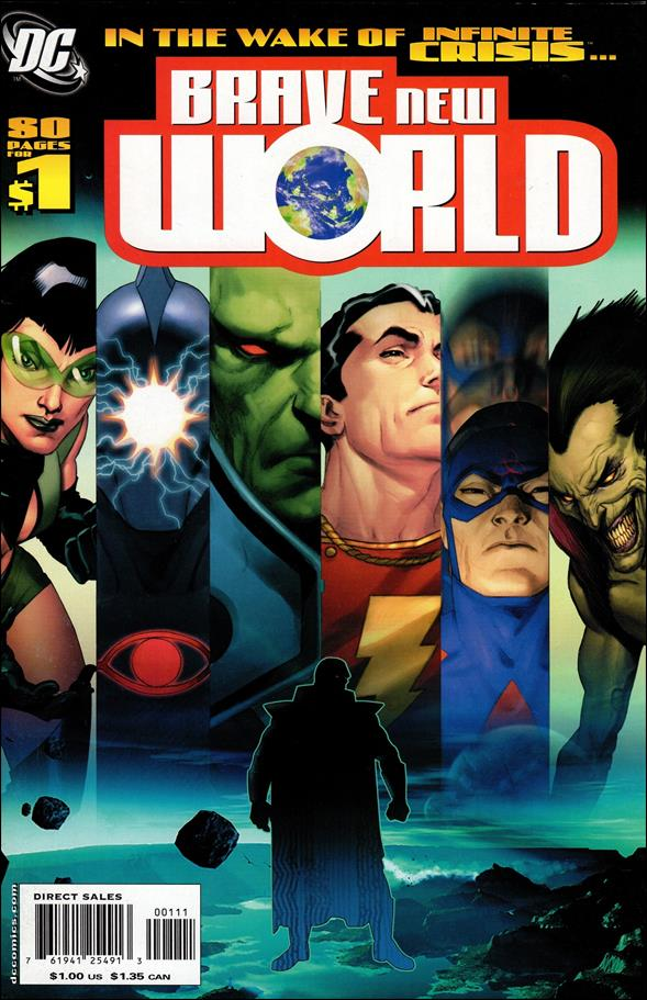 DCU: Brave New World 1-A by DC