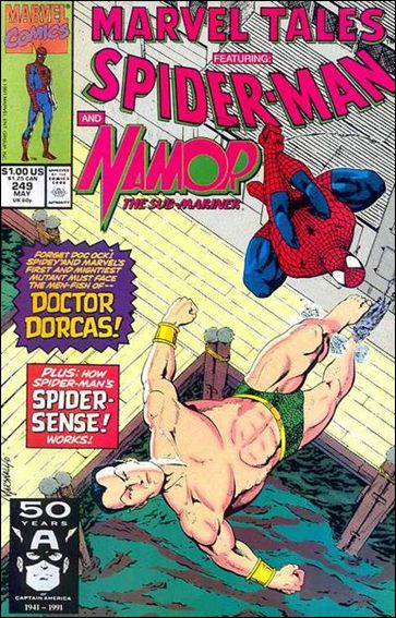 Marvel Tales (1966) 249-A by Marvel