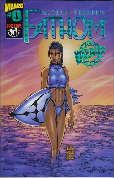 Fathom (1998) 0-B by Top Cow