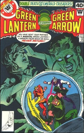 Green Lantern (1960) 118-B by DC