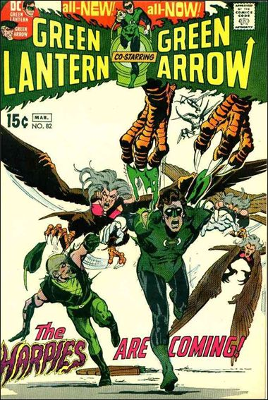 Green Lantern (1960) 82-A by DC