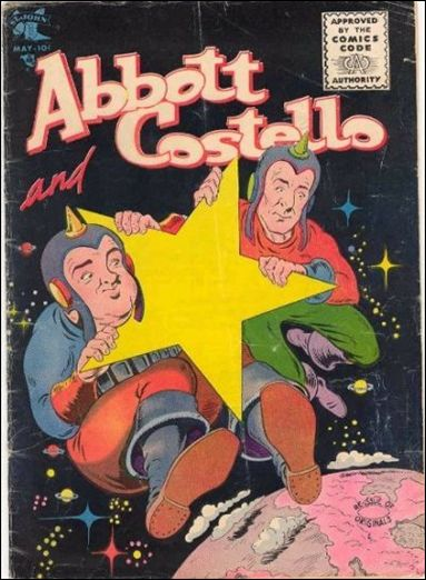 Abbott and Costello (1948) 38-A by St. John