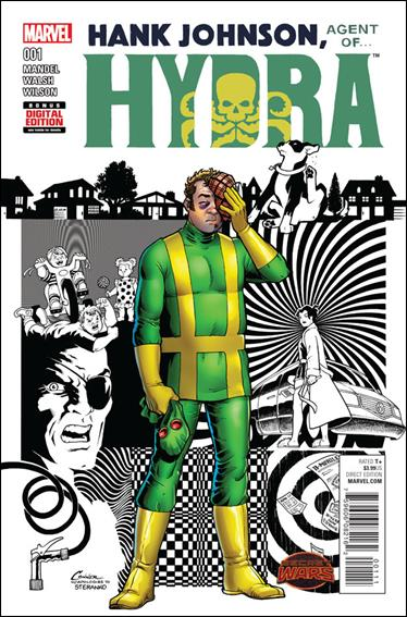 Hank Johnson, Agent of Hydra 1-A by Marvel