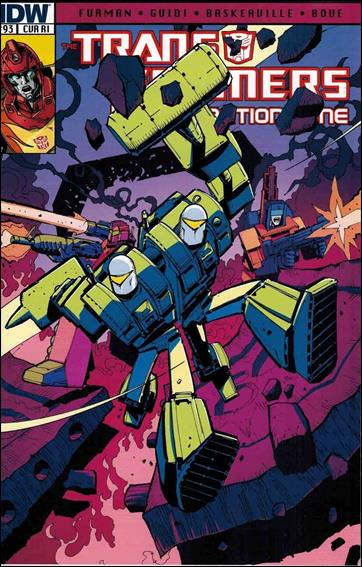 Transformers: Regeneration One 93-C by IDW