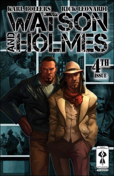 Watson & Holmes 4-A by New Paradigm Studios