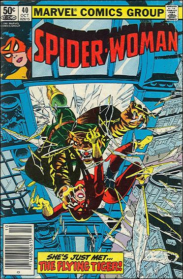 Spider-Woman (1978) 40-A by Marvel