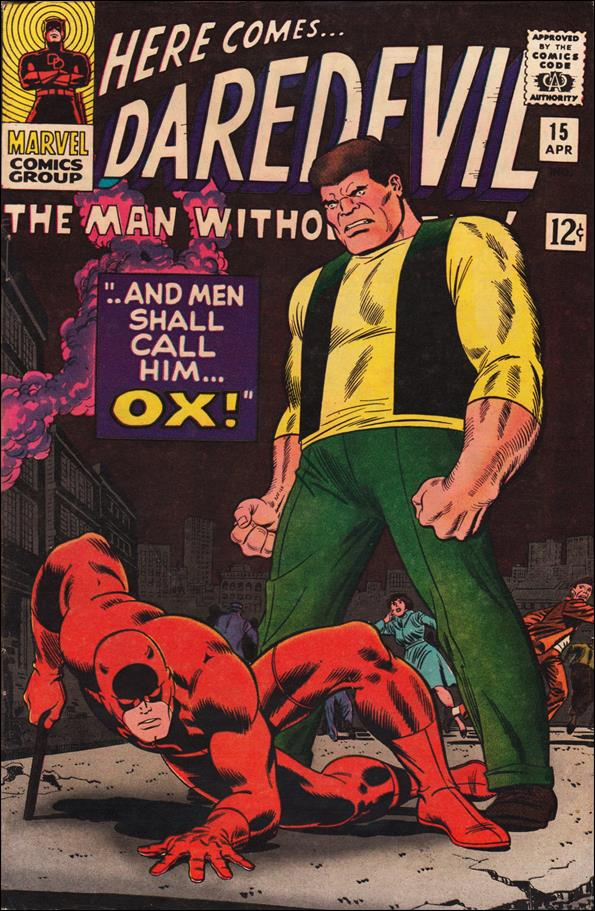 Daredevil (1964) 15-A by Marvel