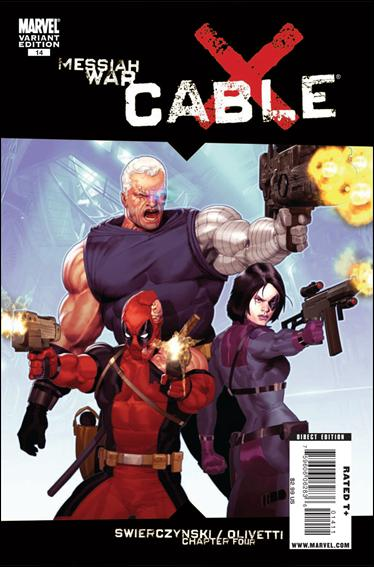 Cable (2008) 14-B by Marvel