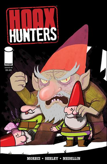 Hoax Hunters (2012) 8-A by Image