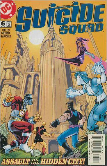 Suicide Squad (2001) 6-A by DC