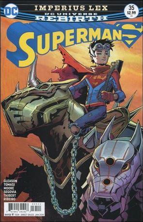 Superman (2016) 35-A