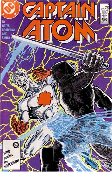 Captain Atom (1987) 7-A by DC