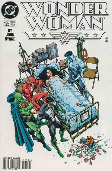Wonder Woman (1987) 125-A by DC