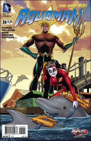 Aquaman (2011) 39-B