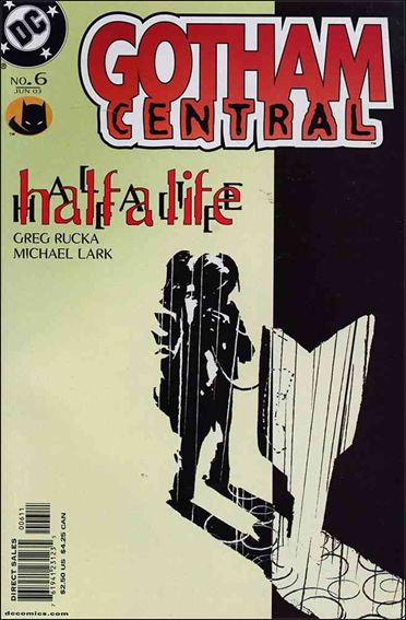 Gotham Central 6-A by DC