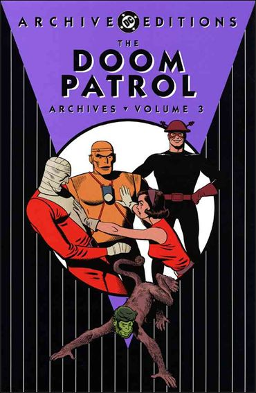 Doom Patrol Archives 3-A by DC