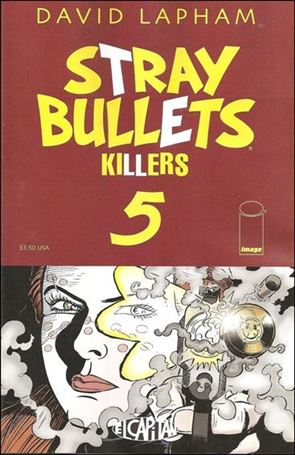 Stray Bullets: Killers 5-A