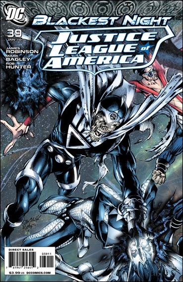 Justice League of America (2006) 39-A by DC
