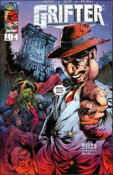 Grifter (1996) 2-A by Image