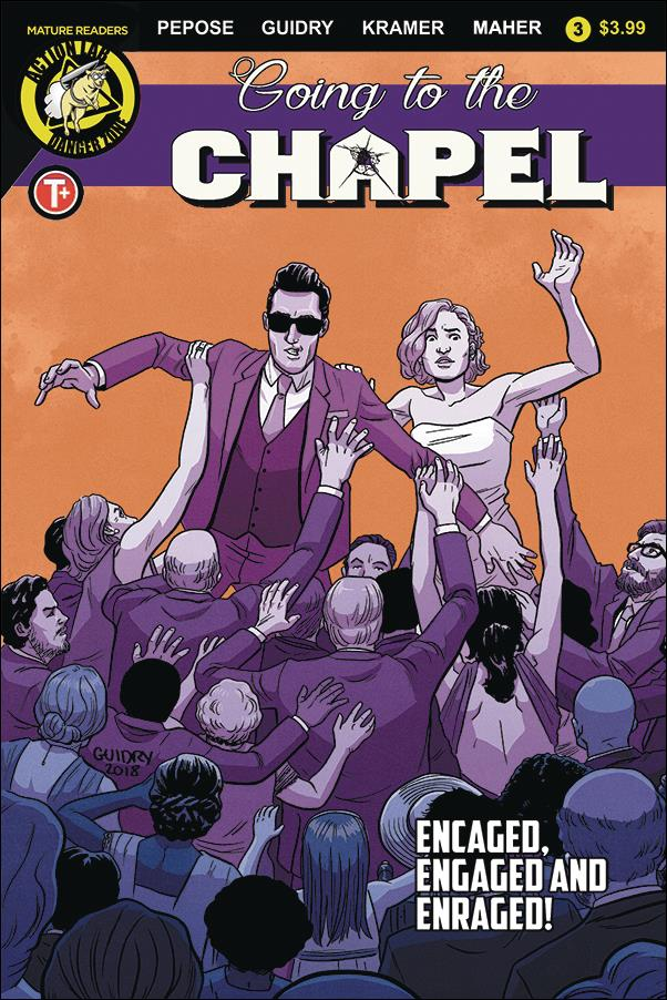 Going to the Chapel 3-C by Action Lab: Danger Zone